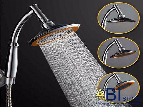 bát sen tắm tăng áp lực nước