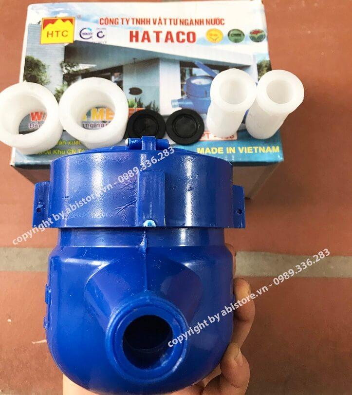 đồng hồ nước hataco việt nam