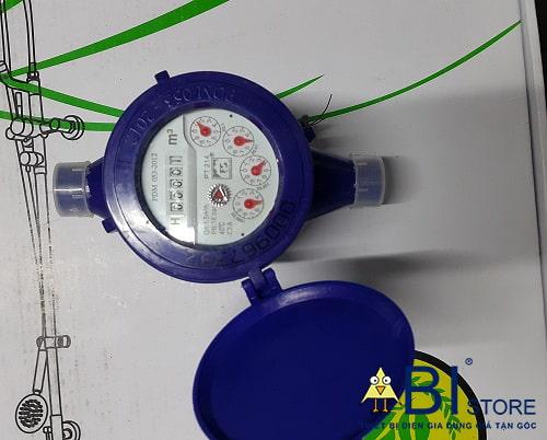 đồng hồ đo nước giá rẻ