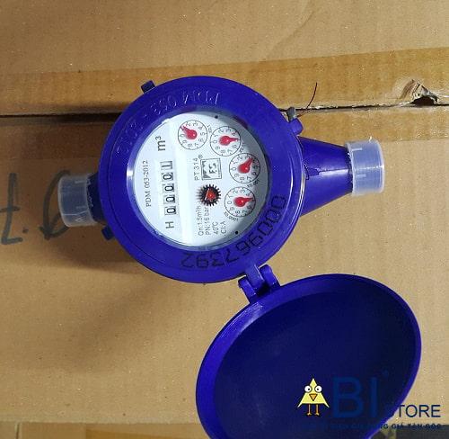 đồng hồ nước phú thịnh
