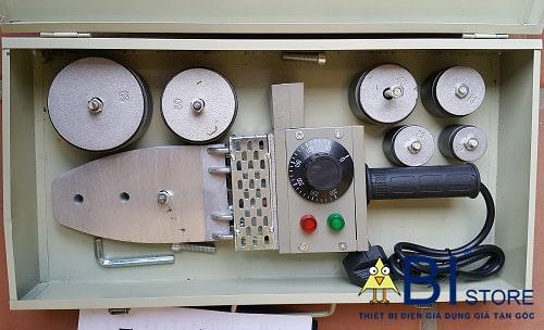 máy hàn ống chịu nhiệt ppr