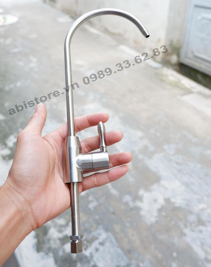 vòi bình lọc nước inox 304