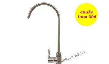 vòi máy lọc nước inox 304