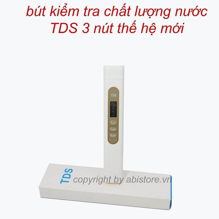 BÚT ĐO TDS 3 NÚT THẾ HỆ MỚI