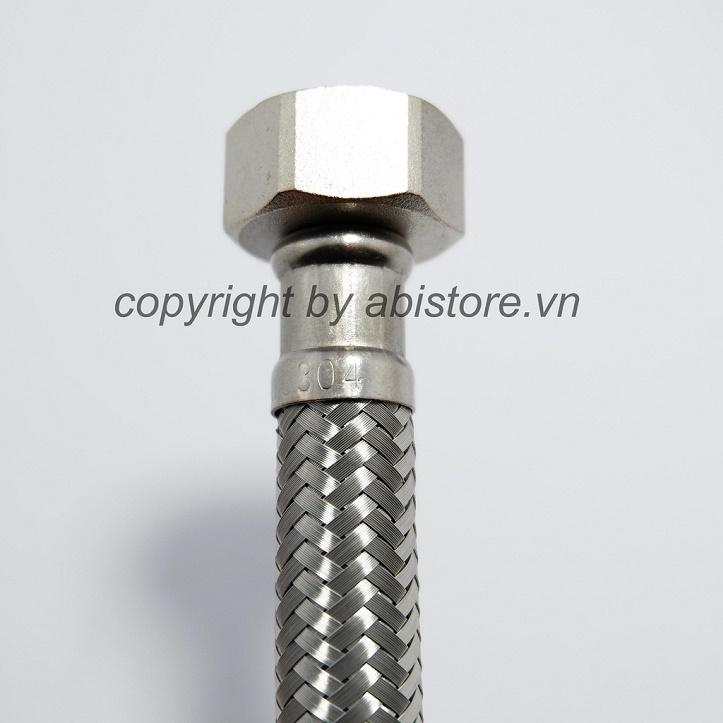 dây cấp nước inox 304