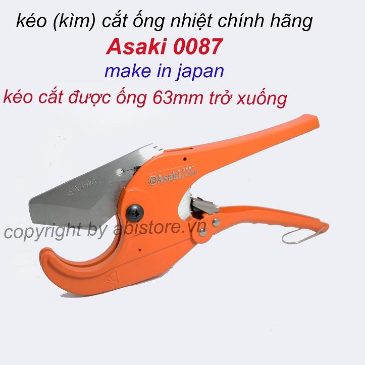 kéo cắt ống asaki ak0087