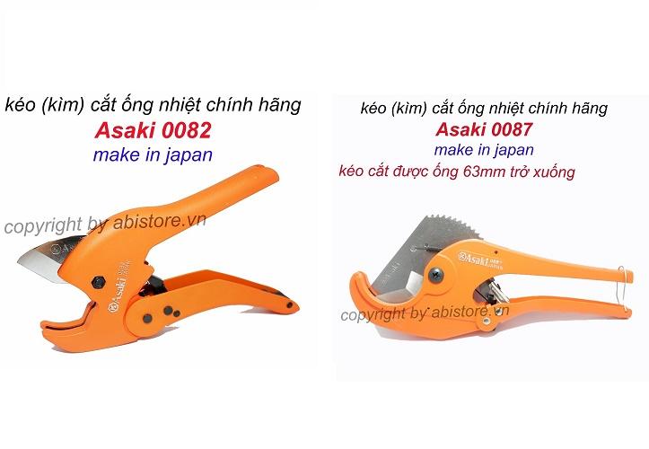kéo cắt ống asaki