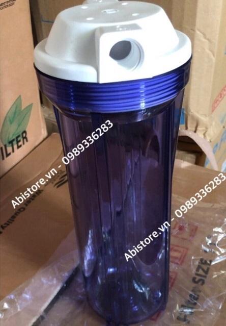 cốc lọc nước 10 inch ren 21mm