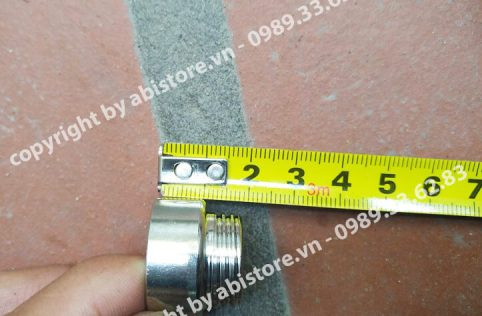 lơ inox ngắn 20mm