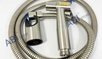 bộ vòi xịt vệ sinh inox 304 cao cấp